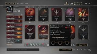 Paragon Tactical Nuke build
