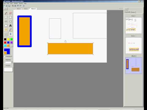 Whyteboard a free drawing whiteboard software for linux Drawing programs for windows