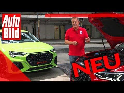 Audi RS Q3 (2020): Auto - Neuvorstellung - SUV - Motor - Infos