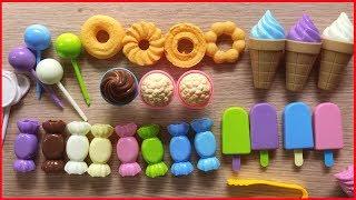Đồ chơi nấu ăn bé gái HELLO KITTY, tháp bánh kem 3 tầng có kẹo, kem & bánh -Cooking toys (Chim Xinh)