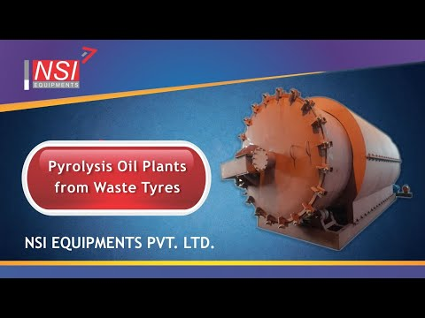 Pyrolysis Oil Plants