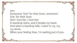 Chris Isaak - Livin' for Your Lover Lyrics