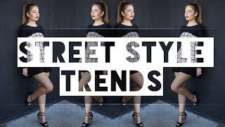 Street Style Fashion Trends | 2014 Fashion Week