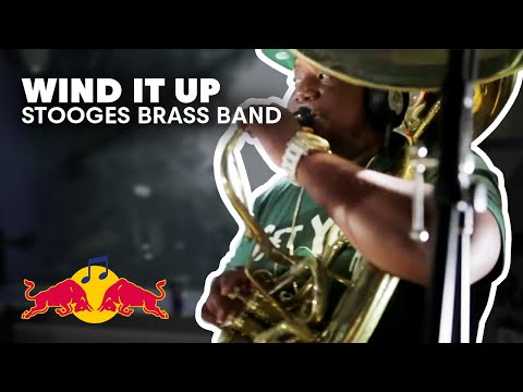 """Stooges Brass Band perform """"Wind It Up"""" Live at Red Bull Studio Sessions"""