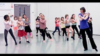 Jazz Dance Kids