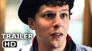 RESISTANCE Trailer (2020) Jesse Eisenberg, Ed Harris, Drama Movie