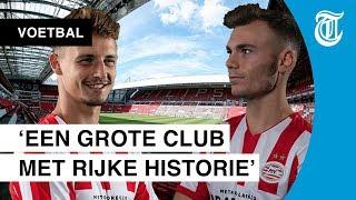 Dit zijn de nieuwe aanwinsten van PSV