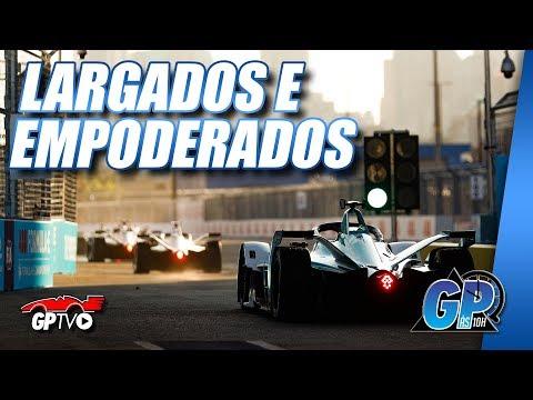 Diferente da F1, pilotos da Fórmula E fazem quase tudo no carro | GP às 10
