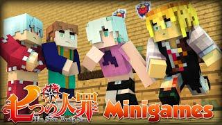 Nanatsu no Taizai nos Minigames !!!