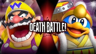 Wario VS King Dedede (Mario VS Kirby) | DEATH BATTLE!