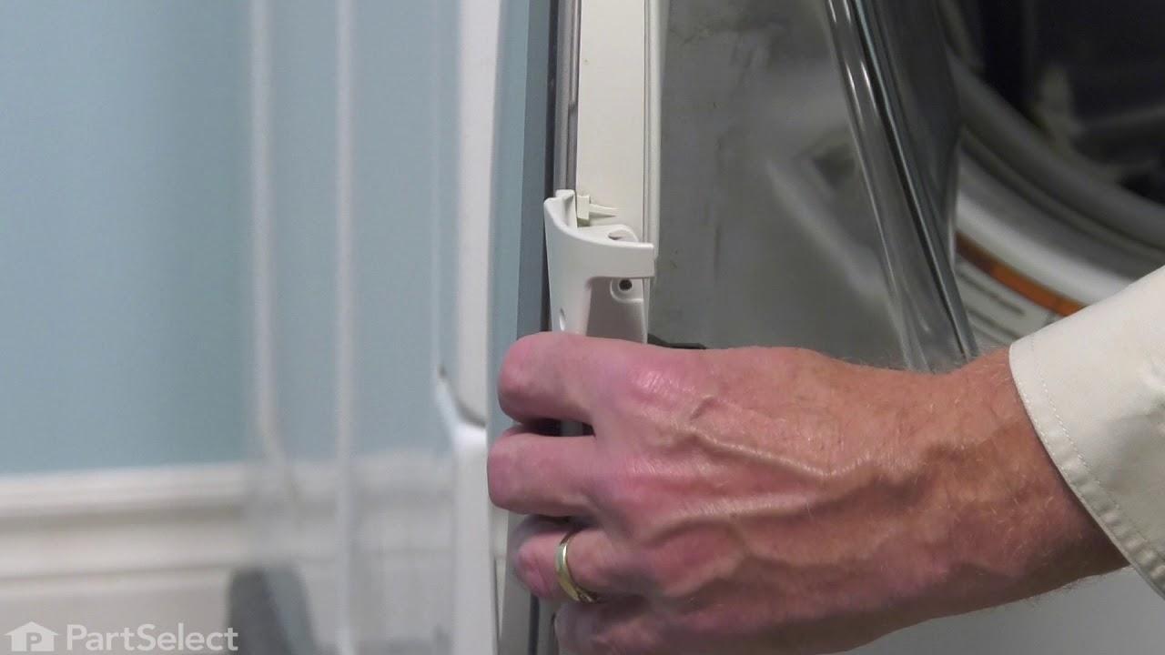 Replacing your Whirlpool Washer Door Handle