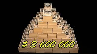 МЕДИТАЦИЯ «$ 3 600 000» Клаус Дж  Джоул