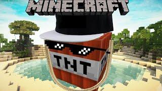 Прокачка динамита в Minecraft / Обзор мода CustomTntIgniter [1.8]