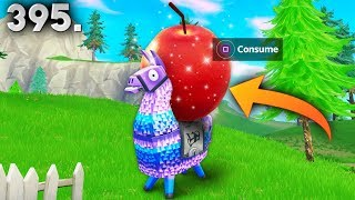 WORLDS LUCKIEST APPLE..!!? Fortnite Daily Best Moments Ep.395 (Fortnite Battle Royale Funny Moments)