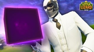 WILDCARD STEALS THE CUBE!!! - FORTNITE SHORT FILMS