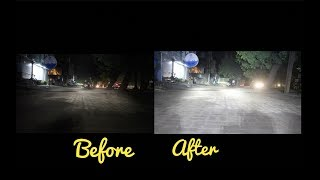 auxiliary riding lights - Free video search site - Findclip
