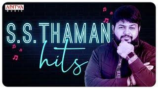 ♫♫ S.S.Thaman Hit Songs Jukebox ♫♫ || Thaman Hit Songs ||
