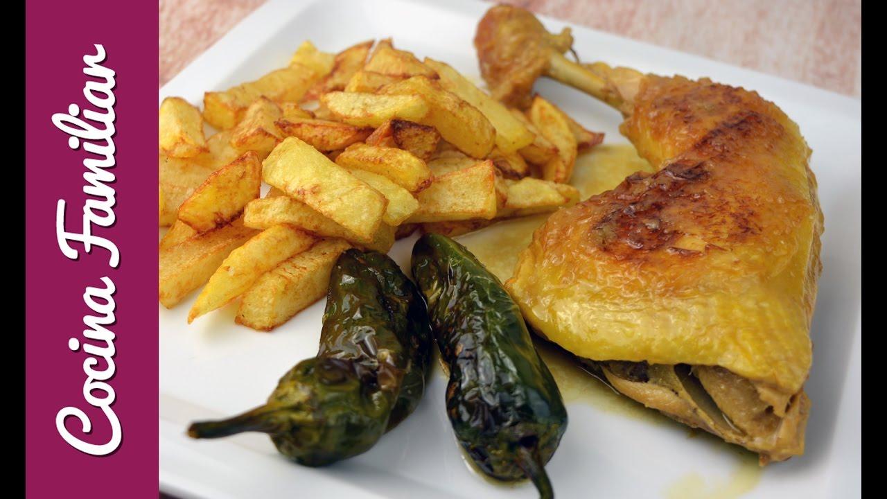 Pollo a la cerveza con salsa de limón | Javier Romero