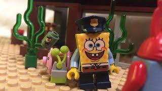 """Lego Spongebob Episode 43 """"SecurityPants!"""""""