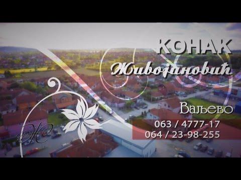 Video Konak Zivojinovic, Srbija, Valjevo
