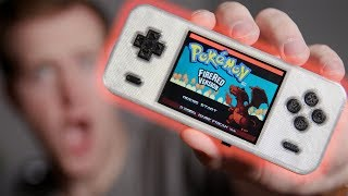 Thousands of Retro Games in Your Pocket with this DIY Emulator!