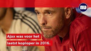 Aftrappen: Van Bommel is een Ajax-beul, Ten Hag troeft Bosz af