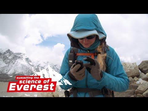 How improved communications keeps us safer climbing Everest