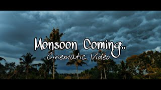 Monsoon Coming | Cinematic Video Of A Rainy Day In Kerala | Poco F1 Video Test |