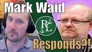 Mark Waid responds - Is Ya Boi Zack Finished?