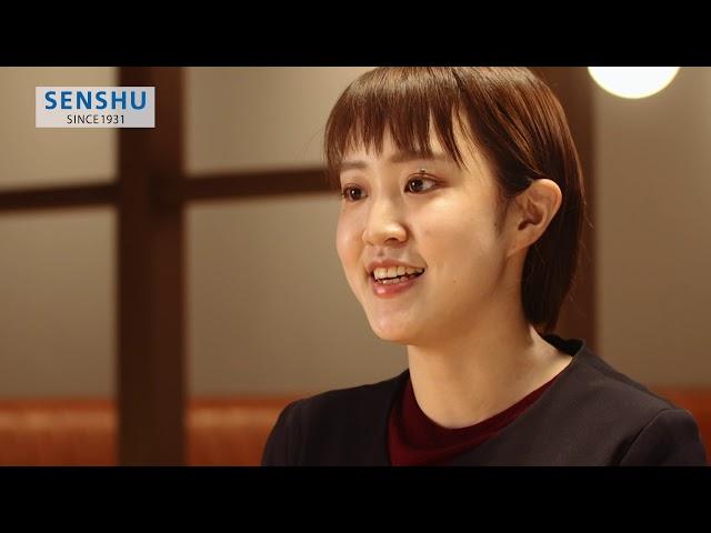 株式会社千修 2022年新卒採用インタビュー動画