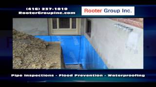 preview picture of video 'Plumbing, Drain Cleaning and Emergency Plumber in Etobicoke | Rooter Group Inc'