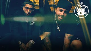 Bryant Myers, Arcangel, Nicky Jam, El Alfa & Darell - Wow Remix (Video Oficial)