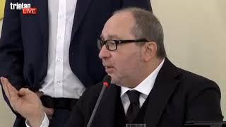 """""""Ты кнопка, б...ть"""" — Геннадий Кернес сорвался во время сессии Харьковского городского совета."""