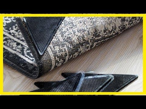 SchnäppchenDänisches Bettenlager: Anti-Rutsch-Ecken für Teppiche im Angebot