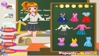 Game thời trang nữ - Trò chơi thời trang nữ sinh và giáo viên