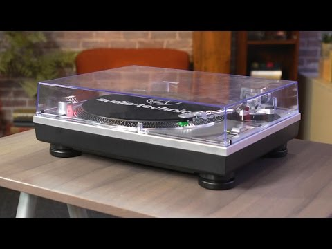 Audio-Technica LP120-USB is an affordable turntable with all the essential features