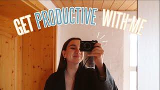 ALLTAGSVLOG // To do Liste, Brillen anprobieren, Produktivität, Motivation // Lorena Maria