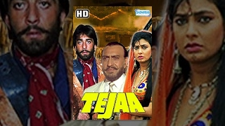 Tejaa High Quality Hindi Full Movie Sanjay Dutt Kimi Katkar Superhit 90& 39 S Hindi Movie Eng Subtitles