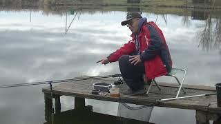 Ловля в декабре по открытой воде