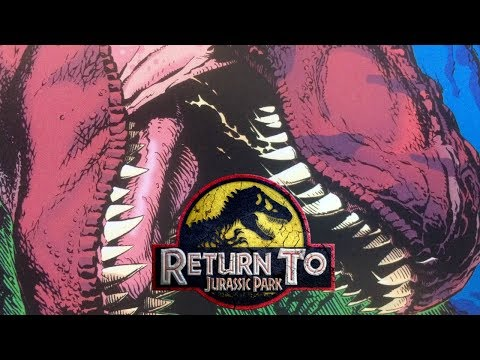 The Ultimate Betrayal in Jurassic Park History? - Return To Jurassic Park Comics - Part 4