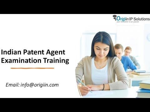Indian Patent Agent Examination Training   How to prepare for ...