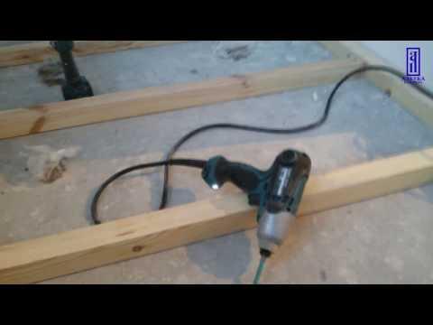 Азбука Ремонта - Утепление пола на балконе (сборка поэтапно)