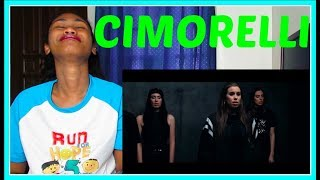 Cimorelli - Somebody That I Used to Know - Gotye (Cover)   Reaction