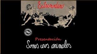 Extremoduro - Presentación Somos Unos Animales - Directo en Plasencia 1991 [Concierto Completo]