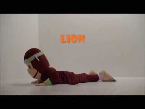 Lion PedaYOGA