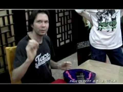 paul gilbert signing my pgm3 jb