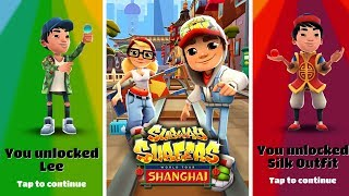 Subway Surfers World Tour 2017 - Shanghai - Unlock LEE & LEE SILK OUTFIT