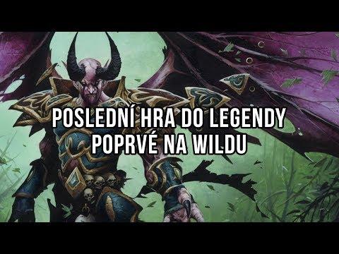 Poslední hra do legendy - Poprvé na Wildu
