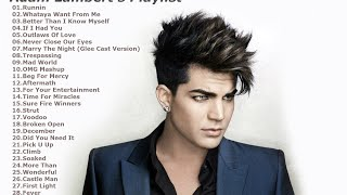 Adam Lambert's songs