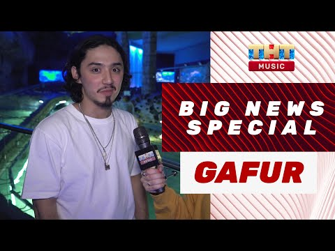 GAFUR про свой новый альбом